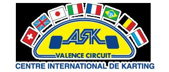 ASK Valence, piste de karting à Valence